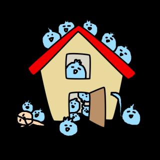 ゴミであふれた家もお任せです